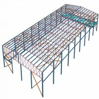 Wholesale Galvanized Surface Treatment Prefabricated Steel Structures Hear - Preservation from china suppliers