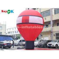 Wholesale Oxford Cloth 7m Falling Earth Inflatable Balloon For Outdoor Decoration from china suppliers