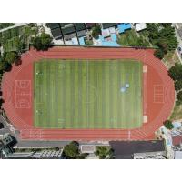 Wholesale Granulated EPDM Running Track For Training Center , College 6mm-14mm from china suppliers