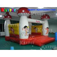 Wholesale Hair brothers Bouncer inflatable mooshroom jumper Inflatable Bouncer Castle KBO135 from china suppliers