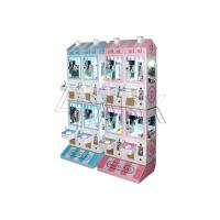 China Plush Toy Vending Crane Claw Machine For  Hypermarket 4 Players CE Certificate on sale