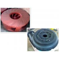 Wholesale Wear Resistant Material Submersible Slurry Pump Parts For Dredging Machine from china suppliers