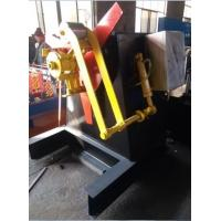 Wholesale Hydraulic Sheet Decoiling Machine 380v Computer Control With Hold Down Arm from china suppliers