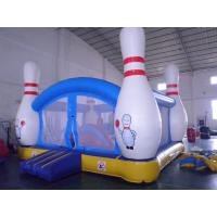 Wholesale Inflatable 4 in 1 Combo Jumping Castle Jump And Slide With Plastic Ball Pit from china suppliers