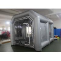 Wholesale Eco - Friendly Small Mobile Inflatable Spray Booth Easy To Install CE UL EN14960 from china suppliers