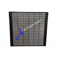 Wholesale SS 304 MD-3 Composite Shaker Screen For Solid Control , Oil Drilling Vibrating Screen from china suppliers