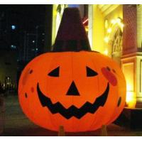 Wholesale Multi-size Inflatable Halloween Pumpkin with Light for Decoration from china suppliers