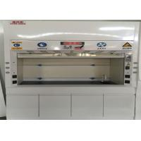 Quality University Laboratory Steel Fume Hood HPL Physicochemical Board Inner Liner for sale