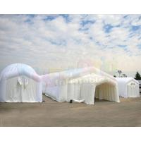 Wholesale Assemblable Medical Response Tent / Unidad Movil Inflatable Rehab Tent from china suppliers