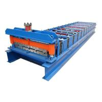 Wholesale Roofing Sheet Roll Forming Machine Sheet Metal Roll Former from china suppliers