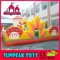 Wholesale PG-171 Inflatable Dry Slide Outdoor Children Playground Equipment from china suppliers