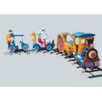 Compact Ride On Garden Train Sets , Kids Rideable Train  For Toddlers KP-H007