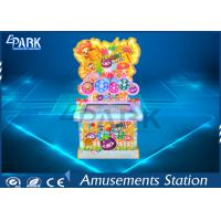 Wholesale Lovely Fruit Design Coin Operated Amusement Game Machines Happy Knock With 32 Inch from china suppliers