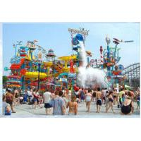 Wholesale 21.3m Height Aqua Blue Water Park Equipment Leisure World For Adults from china suppliers