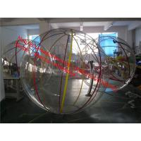 China giant water hamster ball walk on water ball bubble ball walk water water roller ball on sale