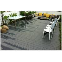 China Durable Engineered grey composite decking For storage container on sale