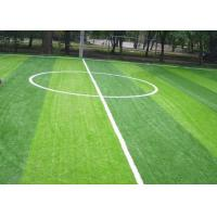 Wholesale Durable No Dazzling Upright Diy Synthetic Grass / Football Field Grass from china suppliers