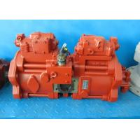 Wholesale Hyundai R350-7 R350-5 Kawasaki Piston Pumps K3V180DT-9N29 With Black Solenoid Valve from china suppliers