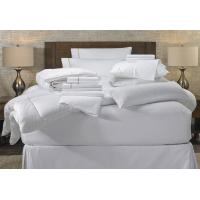 Wholesale OEM / ODM Hotel Collection Linen Bedding And Sheet / Home Pillow Cases from china suppliers