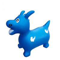 Wholesale Jumping Dog Animal Space Hopper Inflatable Bouncy Hopper Toys Extra Thickness from china suppliers