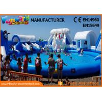 Wholesale Funworld Inflatable Waterpark Equipment Price Water Park Equipment For Children from china suppliers