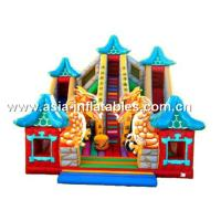 Wholesale Inflatable Dragon Slide, Inflatable Slide And Bouncer Combo For Sale from china suppliers