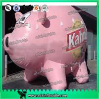 Wholesale Brand New Event Inflatable Advertising Mascot Party Inflatable Pink Pig from china suppliers