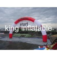 China Inflatable Start Line Arch / Inflatable Archway for Sports / Promotion on sale