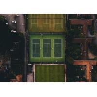 Wholesale 20mm Monofil PE Fake Grass Tennis Court Anti UV ForSports ISO Certificate from china suppliers