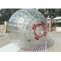 Wholesale Big Transparent Inflatable Zorb Ball Lead Free Inflatable Body Bumper Ball from china suppliers
