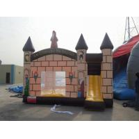 Wholesale Kids Inflatable Combo Bouncy Castle Slides YHCB-019 with CE / UL Blower from china suppliers