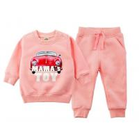 Wholesale Winter Infant Baby Girl Clothes / Long Sleeve Bodysuit With Pocket from china suppliers
