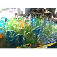 Quality Multi Color Water Walker Ball Water Running Ball Playing On Amusement Park for sale