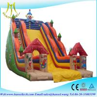 Wholesale Hansel used water slides for sale,inflatable pool rental,giant inflatable water park from china suppliers