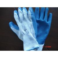 Quality Working Latex Safety Gloves / Scaffolding Safety Products / Gloves for sale