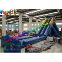 Wholesale CE / UL Double Lanes Giant Inflatable Slide Commercial Grade from china suppliers