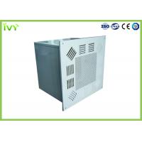 Wholesale Compact Design Furnace Air Filter Box , Air Conditioner Filter Box With Control Valve from china suppliers