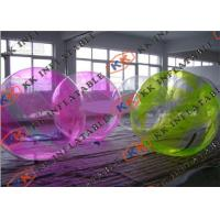 China Waterproof Human Hamster Ball / Inflatable Water Ball Outdoor on sale