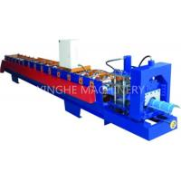 Wholesale GI Colored Steel Cold Roll Forming Machine With Electric Tile Cutting Machine from china suppliers