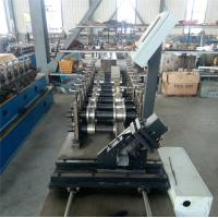 Wholesale Durable CZ Purlin Roll Forming Machine Dual Holes Punching 11 MAp Work Pressure from china suppliers