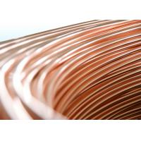 Quality Copper Coated Double Wall Bundy Tube For Compressor 25% Elongation for sale