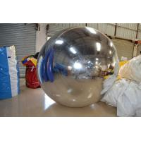 Wholesale Delicate PVC Inflatable Mirror Ball Advertising Air Balloons For Party from china suppliers