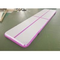 Wholesale Multifunction Blow Up Cheer Mat 4.0 X 1.0 X 0.1 Meter Height With Velcro from china suppliers