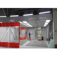 Wholesale Heat Recuperator System Paint Prep Station Diesel Burner Heating Eco Friendly from china suppliers