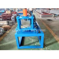 Wholesale 1 Year Warranty Shallow Rain Gutter Roll Forming Machine PPGI/ GI Material from china suppliers
