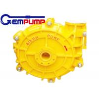 Wholesale Yellow A05 3x2D Centrifugal Slurry Pump Gland seal Sealing type from china suppliers