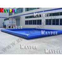Wholesale Commercial PVC Inflatable swimming pool,water pool,pvc pool,outdoor indoor pool KPL009 from china suppliers