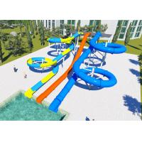 Wholesale Outdoor Large Water Park Design Swimming Pool Plans For All Ages from china suppliers