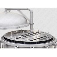 Wholesale Multi Cartridge Filter Housing CF Series For Water Treatment Systems ISO9001 from china suppliers