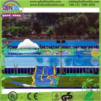 Wholesale Inflatable Water Toys Inflatable Water Park Swimming Frame Pool from china suppliers
